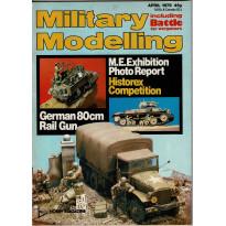 Military Modelling Vol. 9 No. 4 (Battle for Wargamers en VO) 001