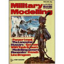 Military Modelling Vol. 9 No. 5 (Battle for Wargamers en VO) 001
