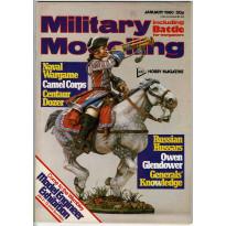 Military Modelling Vol. 10 No. 1 (Battle for Wargamers en VO) 001