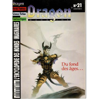 Dragon Magazine N° 21 (L'Encyclopédie des Mondes Imaginaires en VF) 006