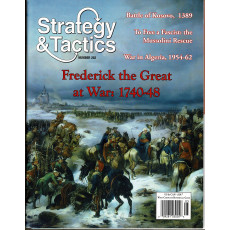Strategy & Tactics N° 262 - Frederick the Great at War 1740-48 (magazine de wargames en VO)