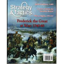 Strategy & Tactics N° 262 - Frederick the Great at War 1740-48 (magazine de wargames en VO) 001