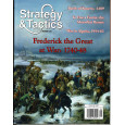 Strategy & Tactics N° 262 - Frederick the Great at War 1740-48 (magazine de wargames en VO) 001