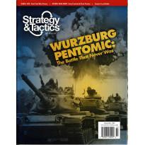 Strategy & Tactics N° 263 - Wurzburg Pentomic & Kabul '79 (magazine de wargames en VO)