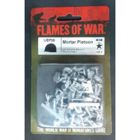 US705 - Mortar Platoon (blister figurines Flames of War en VO)