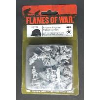 US728 - Airborne Engineer Platoon Winter (blister figurines Flames of War en VO)