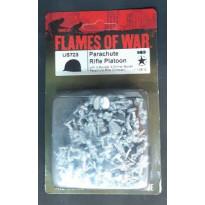 US723 - Parachute Rifle Platoon (blister figurines Flames of War en VO)