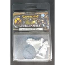 Mercenaries - Lady Aiyana & Master Holt (blister de figurines Warmachine en VO)