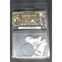 Mercenaries - Lady Aiyana & Master Holt (blister de figurines Warmachine en VO) 001