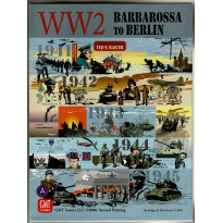 WW2 Barbarossa to Berlin - 1941 to 1945 (wargame Second Printing GMT en VO)