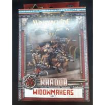 Khador - Widowmakers Unit (boîte de figurines Warmachine en VO) 001