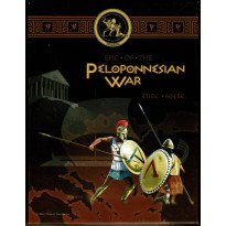 Epic of the Peloponnesian War 431 B.C. - 404 B.C. (wargame de Clash of Arms en VO) 001