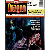 Dragon Magazine N° 198 (magazine de jeux de rôle en VO) 003