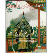 Strategy & Tactics N° 116 - Manchu - The Taiping Rebellion 1852-1868 (magazine de wargames en VO)