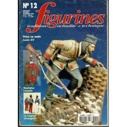 Figurines Magazine N° 12 (magazines de figurines de collection) 001