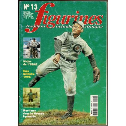 Figurines Magazine N° 13 (magazines de figurines de collection) 001