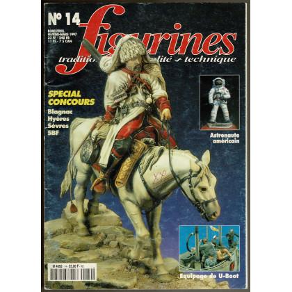 Figurines Magazine N° 14 (magazines de figurines de collection) 001