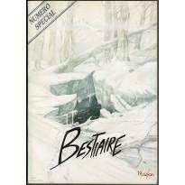 Bestiaire - Numéro Spécial (jdr Maléfices de Jeux Descartes en VF)