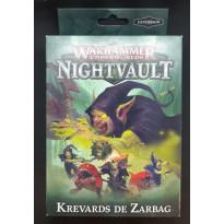 Nightvault - Krevards de Zarbag (jeu de figurines Warhammer Underworlds en VF)