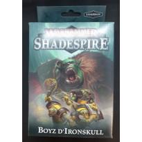 Shadespire - Boyz d'Ironskull (jeu de figurines Warhammer Underworlds en VF) 001