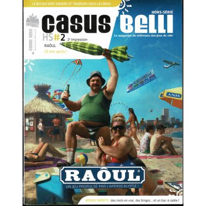 Casus Belli N° 2 Hors-Série - RAOUL (jdr de Black Book Editions en VF) 002