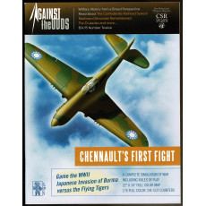 Against the Odds Nr. 12 - Chennault's First Fight (A journal of history and simulation en VO)