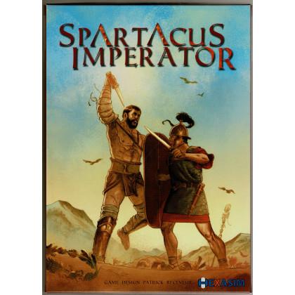 Spartacus Imperator (wargame d'Hexasim en VF) 001