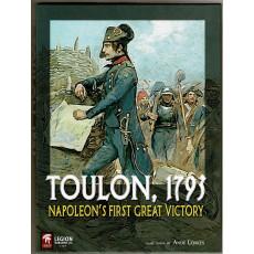 Toulon 1793 - Napoleon's First Great Victory (wargame de Legion Wargames en VO)