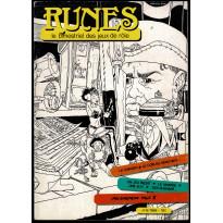 Runes N° 9 (le bimestriel des jeux de rôle)