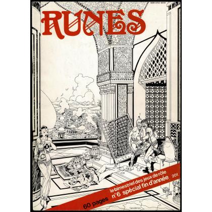 Runes N° 6 (le bimestriel des jeux de rôle) 006