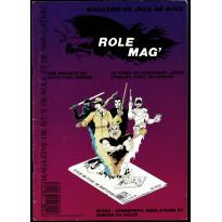 Rôle Mag' N° 3 (magazine de jeux de rôle et de simulation) 002
