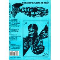 Rôle Mag' N° 1 (magazine de jeux de rôles et de simulation) 004