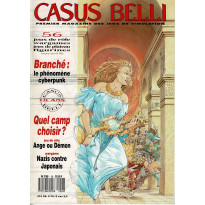 Casus Belli N° 56 (premier magazine des jeux de simulation)