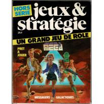MEGA - Messagers Galactiques (jdr 1ère édition Jeux & Stratégie Hors-Série) 005