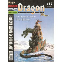 Dragon Magazine N° 15 (L'Encyclopédie des Mondes Imaginaires) 001