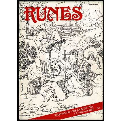 Runes N° 4 (magazine de jeux de rôles) 006
