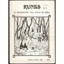 Runes N° 3 (le bimestriel des jeux de rôle)