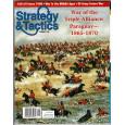 Strategy & Tactics N° 245 - War of the Triple Alliance: Paraguay 1865-1870 (magazine de wargames & jeux de simulation) 003