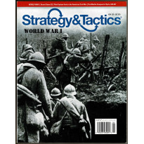Strategy & Tactics N° 294 - World War I (magazine de wargames & jeux de simulation)