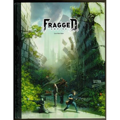 Fragged Empire - Core Rule Book (jdr de Wade Dyer en VO) 001