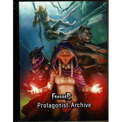 Fragged Empire - Protagonist Archive (jdr de Wade Dyer en VO) 001