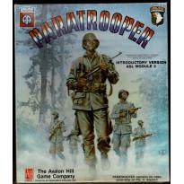 Paratrooper - ASL Module 2 (wargame Advanced Squad Leader d'Avalon Hill en VO) 002