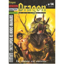 Dragon Magazine N° 14 (L'Encyclopédie des Mondes Imaginaires)