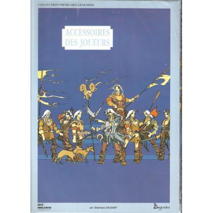 Ecran & Accessoires des Joueurs et du Maître de Jeu (jdr Premières Légendes Celtiques en VF) 011