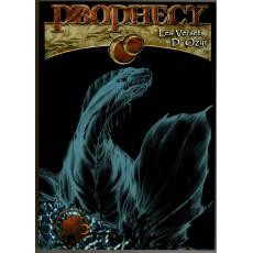 Les Versets d'Ozyr (jdr Prophecy 1ère édition en VF)