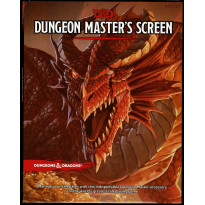 Dungeon Master's Screen (jdr Dungeons & Dragons 5 en VO)