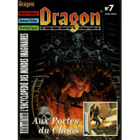 Dragon Magazine N° 7 (L'Encyclopédie des Mondes Imaginaires)