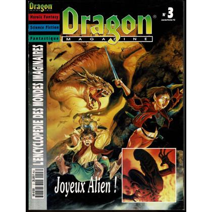 Dragon Magazine N° 3 (L'Encyclopédie des Mondes Imaginaires) 005