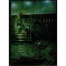 Cthulhu - Livre de Base (jdr Système Gumshoe 1ère édition en VF)