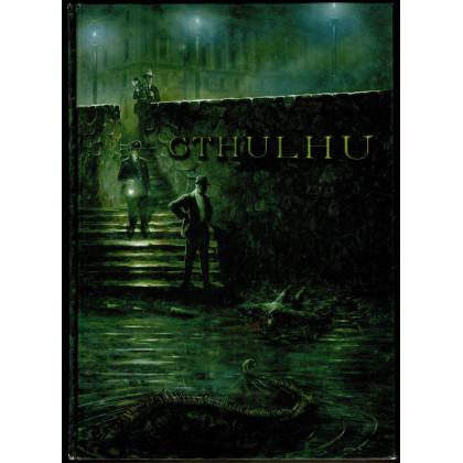Cthulhu - Livre de Base (jdr Système Gumshoe 1ère édition en VF) 005